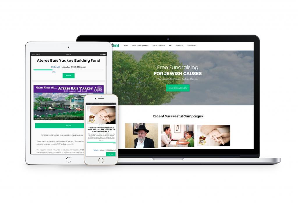 The Chesed Fund – Crowdfunding Platform